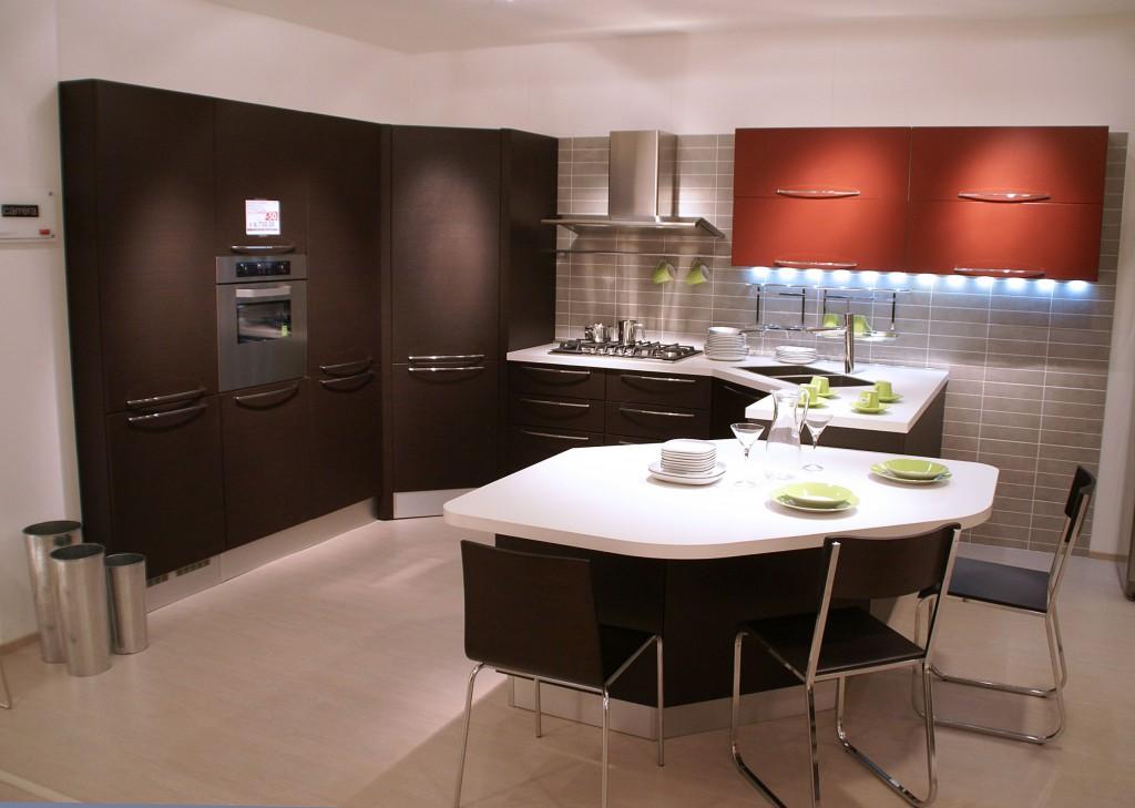 Cucina veneta cucine carrera con maniglia minelle - Veneta cucine moderne ...