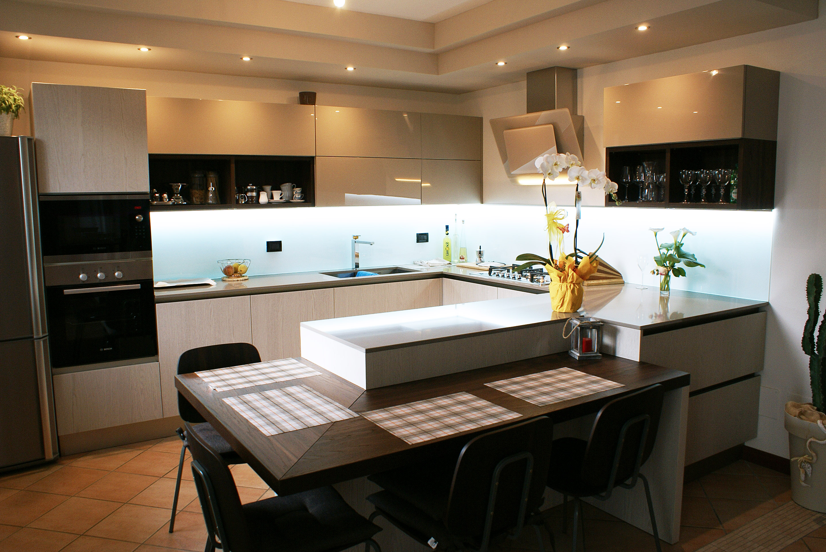 Stunning oyster veneta cucine images - Cucine astra opinioni ...