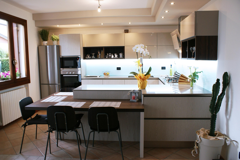 Best veneta cucina oyster contemporary ideas design for Minelle arredamenti