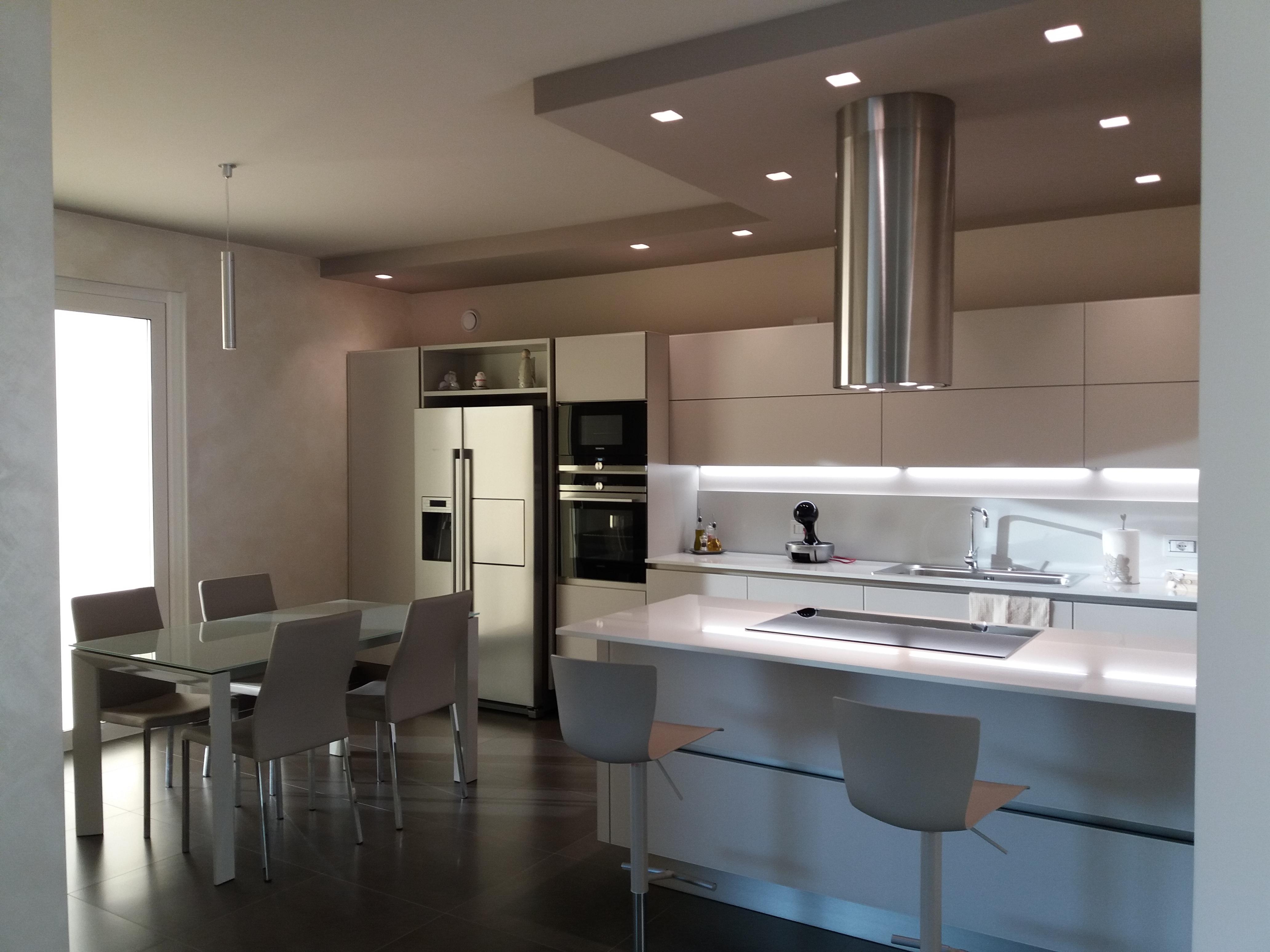 Cucina -RI-FLEX- Veneta Cucine - Minelle Arredamenti